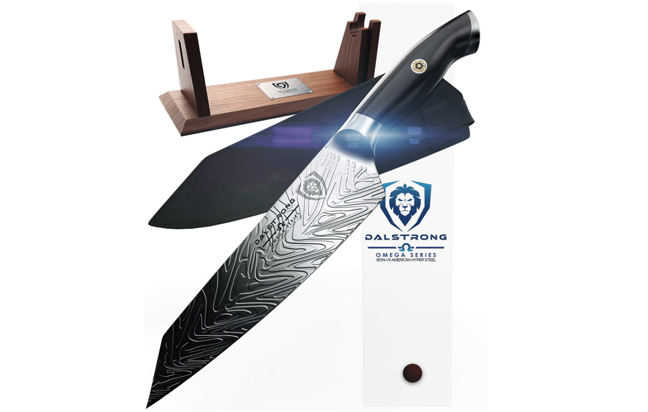 DALSTLONG切付け型シェフナイフ:リミテッドエディション