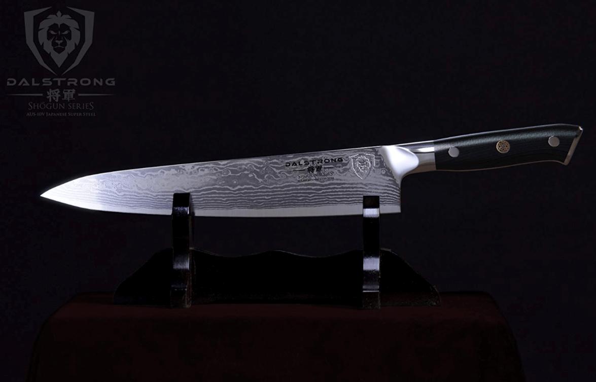 DALSTLONG将軍シリーズシェフナイフ