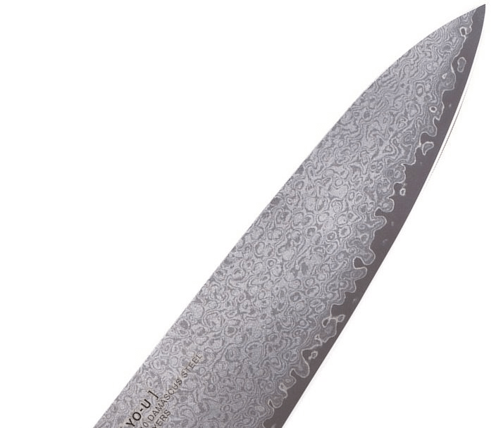 ヤクセル曜の刀身