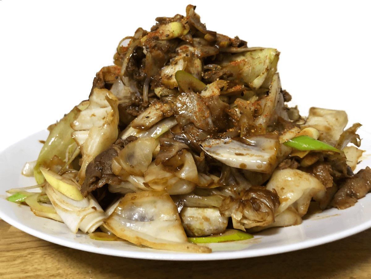 サンパチ流回鍋肉